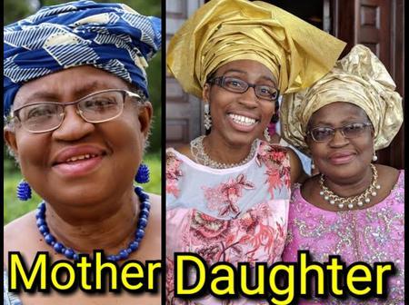 Meet Ngozi Okonjo-Iweala's Husband And Her Children