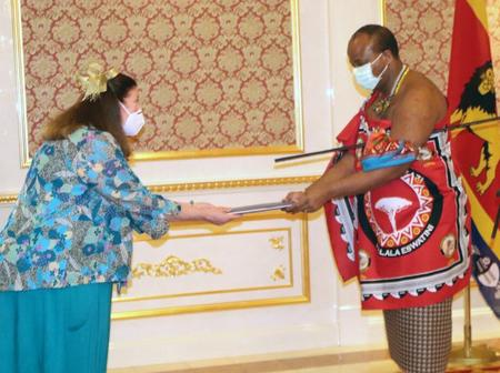 Will The New US Ambassador Criticize Mswati Like The Previous One?