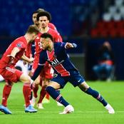 What Neymar Did To This Bayern Player Warming Hearts Of Many Fans (VIDEO)
