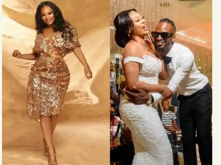 Nigerian Singer 9ice has sent a lovely and romantic message to his wife on her birthday.