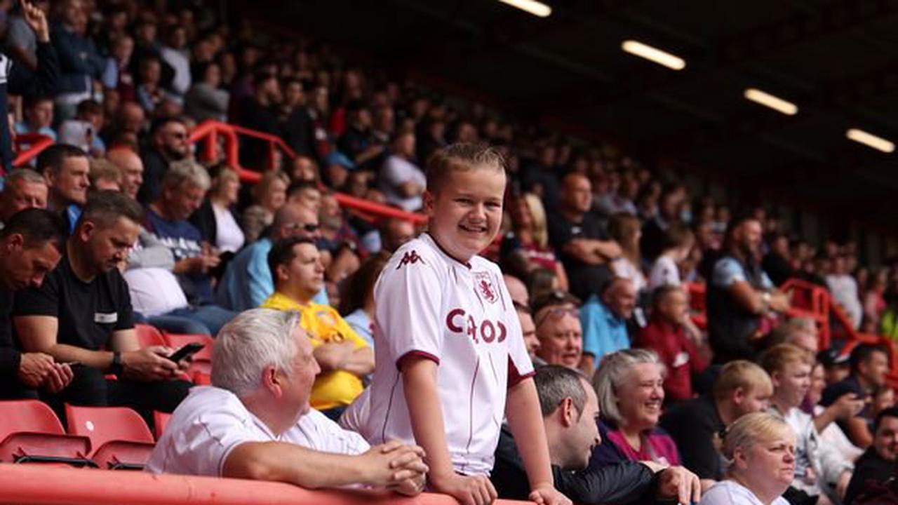 Police send Aston Villa fans message after win at Bristol City