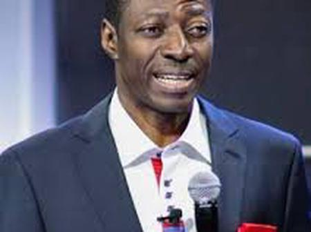 Simple Steps To Grow Your Own Wealth -Sam Adeyemi.
