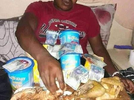 Spoiling yourself comes once, see what man did after getting his R350