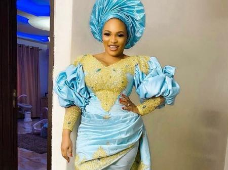 Ladies, Check Out These Exquisite Aso Ebi Styles For Your Big Occasions