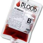 Blood group B: Attitudes and behaviors of people with blood group B.