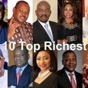 Top 10 Billionaire's In Africa 2020