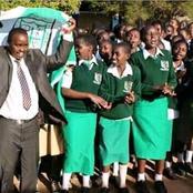 The Amounts Of Money Kenyan High School Principles Earn Monthly, According To Ranks