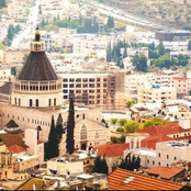 Remember Nazareth, The Town Where Jesus Grew Up? See Modern Photos Of The City