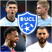 After Chelsea, PSG, Madrid and Man city qualified, see the UCL Semifinal fixtures