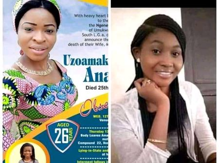 Painful Exit: 2 Beautiful Polyunwana Students Reportedly Lost their lives to Untimely death