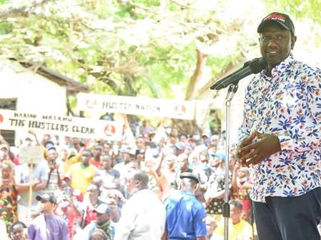 DP William Ruto Explains Why He is Better than Raila Odinga