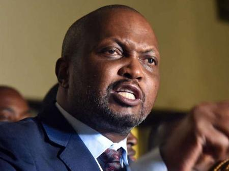 """Deep State in Panic"" Itumbi's Late Night Message After Moses Kuria Was Arrested"