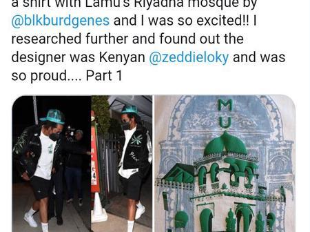 Kenyan Muslims Infuriated By Jay Z's T-Shirt Design.