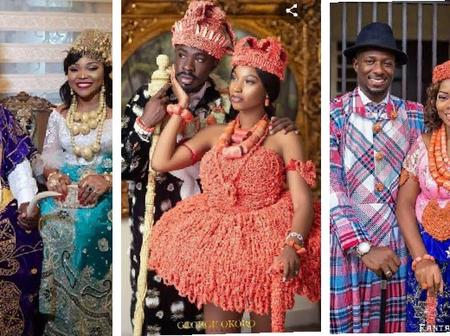 Check Out Rivers State Traditional Wedding Attires And Their Ethnic Groups
