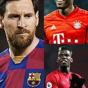 Barcelona FC considers signing two world class Footballers to keep Messi at the club.