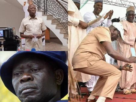 Opinion: Adams Oshiomhole's 69th Birthday; Here's Why He Should Contest For President in 2023