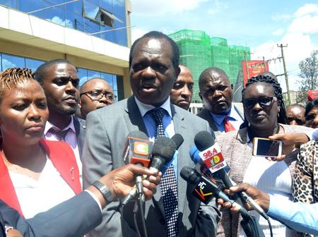 Jubilee Becomes Wild, Suspends Another 7 Leaders From the Party