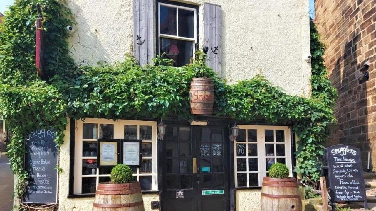 Historic pub in a well known North Yorkshire coastal beauty spot could be yours