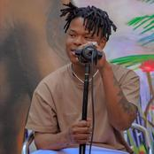 Nasty C looks so young and he's swimming in money. See pictures.