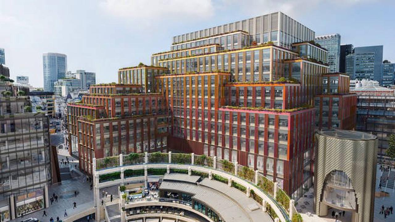 JLL signs up for massive new London headquarters in deal with British Land
