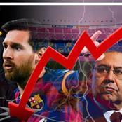 Le Barça est-il en faillite?