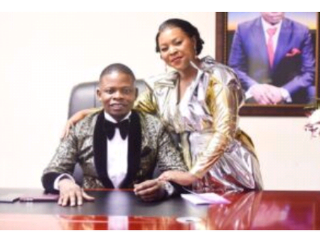 Papa Bushiri asks for payers, see his life being flushed down the drain