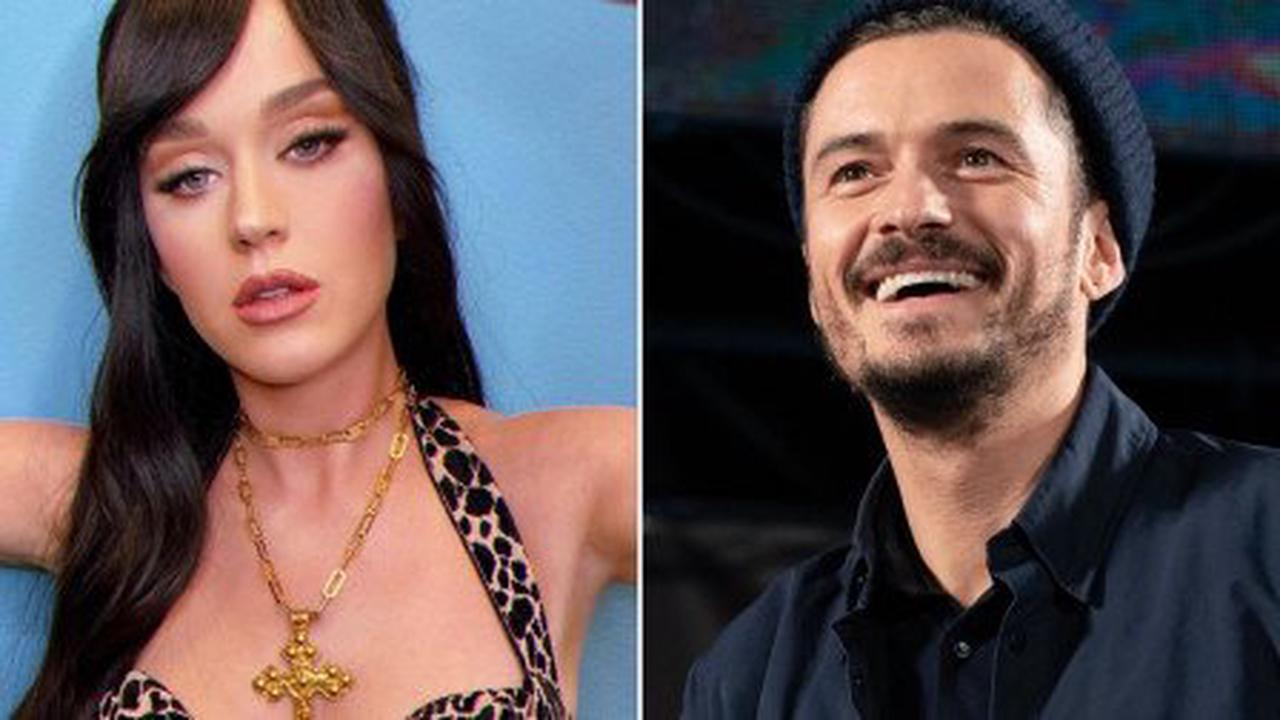 Orlando Bloom ignores Katy Perry's selfie reveal to leave her his shopping list