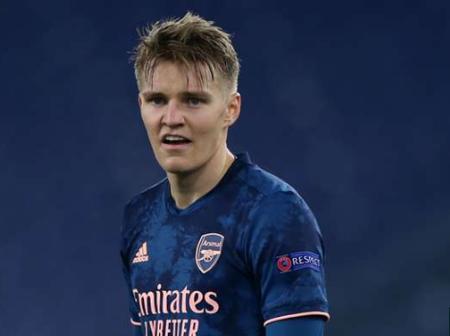 Arteta Hopes Arsenal Can Take 'Relationship Forward' With Loan Star Odegaard.