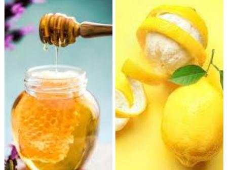 How To Use Honey And Lemon To Glow And Stop Itchy Skin.