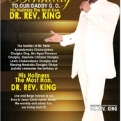 See how church members celebrated Reverend king's birthday - He was sentenced to death in 2007