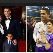 Five Famous Footballer Who Were Raised By Single Mothers In Absolute Poverty. (Details Below)
