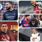 Transfer Updates From Football, As Top N0. 9 Is Expected To Leave Arsenal This Summer