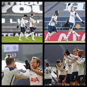 Records Broken As Tottenham Thrash Burnley 4 - 0