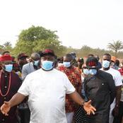 Update: Senator Ifeanyi Ubah Begins The Process Of Boosting Igbo Economy