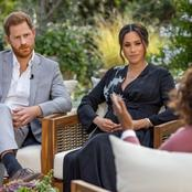 Reactions On Twitter Over Prince Harry And Duchess Meghan Bombshell Interview With Oprah Winfrey
