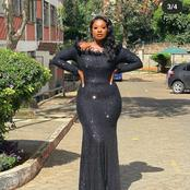 Fans React As Maureen Waititu Thanks Them For The Love In An Amazing Outfit