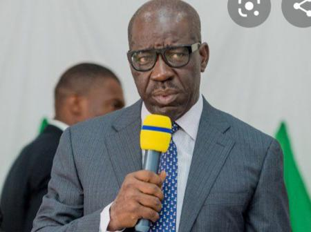 How the Federal Government printed an extra 60 billion to augment FAAC allocation - Godwin Obaseki reveals