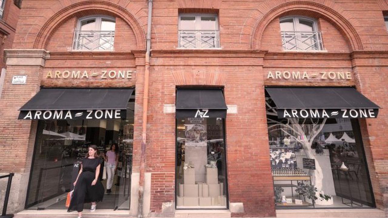 Commerce. La marque Aroma-Zone ouvre à Toulouse sa huitième boutique