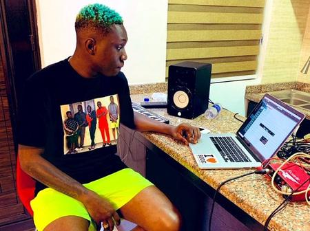 Photos of Nigerian celebrities with their laptops