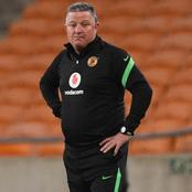 Kaizer Chiefs coach Issues a direct Dumisani Zuma, Kambole plea