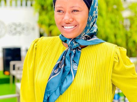 Check Out Stunning Pictures of Momee Gombe The Beautiful Kannywood Actress