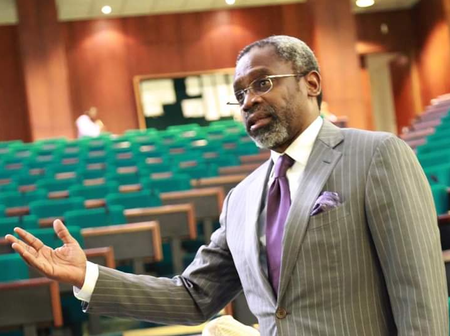 Femi Gbajabiamila promises to support the wife and family of the vendor killed by his security aide