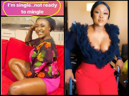 Popular Nollywood Actress Replied A Man Who Asked If She Is Married Or Single, See What She Told Him