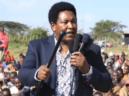 Senator Cheruiyot and Ledama Reacts To a 'Stop Loaning Kenya' Campaign on Twitter