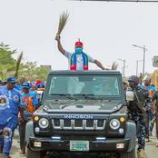 Photos As Billionaire Johnbosco Declares Intention To Govern Anambra State