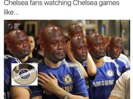 Check Out Some Funny Photos Of Chelsea After They Lost 5-2 To West Brom
