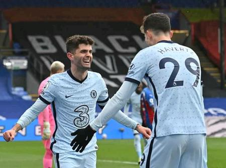 Christian Pulisic Masterclass As Ruthless Chelsea Thrash Crystal Palace 4-1 At Selhurst Park.