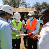 Construction of Link Line Between Suswa SGR Terminus and Longonot Meter Gauge Gains Momentum