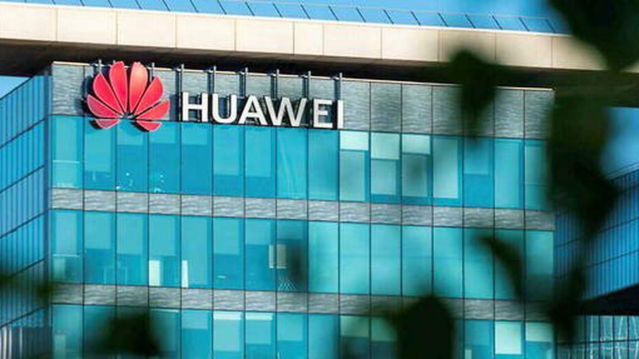 Huawei: les recettes se tassent sur 9 mois