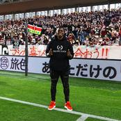 Kenyan Harambee Stars Winger Joins Iniesta's Club in Japan, Will he Succeed Like Michael Olunga?